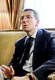 Aussenminister Edgars Rinkevics