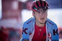 Stage 15: Tineo to Santuario del Acebo (154km)<br /> La Vuelta 2019<br /> <br /> ©kramon