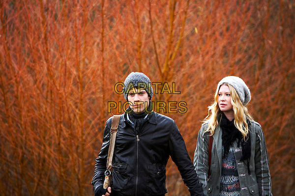 Harry Treadaway & Emma Booth.in Pelican Blood .*Filmstill - Editorial Use Only*.CAP/PLF.Supplied by Capital Pictures.