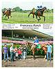 Francesco Punch winning at Delaware Park on 8/24/15
