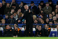Hull City Manager, Nigel Adkins during Chelsea vs Hull City, Emirates FA Cup Football at Stamford Bridge on 16th February 2018