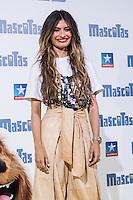 Spanish blogger Madame de Rosa during the premiere of  Mascotas at Kinepolis cinema in Madrid. July 21, 2016. (ALTERPHOTOS/Rodrigo Jimenez) /NORTEPHOTO.COM