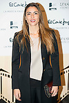 Irene Meritxell during the photocall at the VIP Room in ARCO Madrid, February 24, 2016.(ALTERPHOTOS/BorjaB.Hojas)