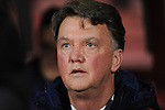 Manchester United Manager Louis van Gaal<br /> - Barclays Premier League - Bournemouth vs Manchester United - Vitality Stadium - Bournemouth - England - 12th December 2015 - Pic Robin Parker/Sportimage