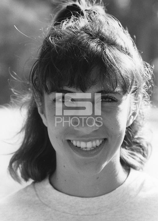 1992: Sarah Grogg.