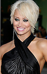 "Singer Kimberly Wyatt of Pussycat Dolls arrives at the Premiere of Columbia Pictures' ""Step Brothers"" at the Mann Village Theater on July 15, 2008 in Los Angeles, California."
