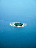 INDONESIA, West Sumatra, small island off of the coast of West Sumatra in the Indian Ocean