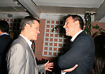 Beverly Hills, California - September 7, 2006.Matt Damon and Ben Affleck at the Afterparty for the Los Angeles Premiere of Hollywoodland at the Beverly Hills Hotel..Photo by Nina Prommer/Milestone Photo