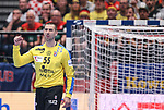 18.01.2020., Austria, Vienna, Wiener Stadthalle - European Handball Championship, Group I, Round 2, Croatia - Germany. Marin Sego. <br /> <br /> Foto © nordphoto / Luka Stanzl/PIXSELL