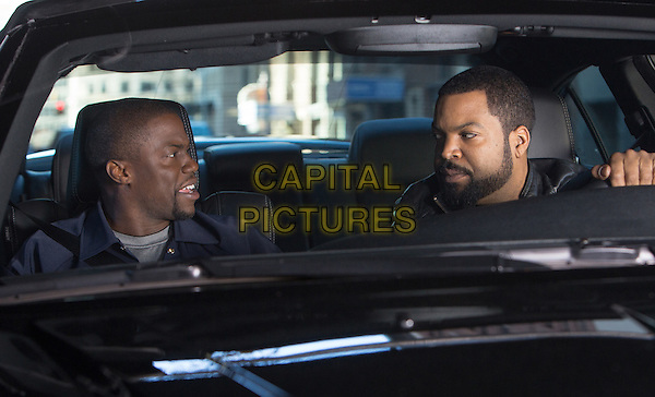 Kevin Hart, Ice Cube<br /> in Ride Along (2014) <br /> *Filmstill - Editorial Use Only*<br /> CAP/FB<br /> Image supplied by Capital Pictures