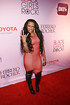 Recording Artist Shanell Attends Black Girls Rock!(TM) 2011 Honoring Angela Davis, Shirley Caesar, Taraji P. Henson, Laurel J. Richie, Imani Walker, Malika Saada Saar, and Tatyana Ali Hosted by Tracee Ellis Ross and Regina King at the PARADISE THEATER BRONX, NY   10/15/11