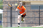 16 May 2015: Princeton's Olivia Hompe. The Duke University Blue Devils hosted the Princeton University Tigers at Koskinen Stadium in Durham, North Carolina in a 2015 NCAA Division I Women's Lacrosse Tournament quarterfinal match. Duke won the game 7-3.