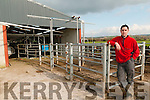 Kevin Galvin, Crtta, Kilflynn, Chairperson Kerry ICMSA pictured on his farm.