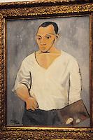 Amérique/Amérique du Nord/USA/Etats-Unis/Vallée du Delaware/Pennsylvanie/Philadelphie : Philadelphia Museum of Art - Tableau de Picasso