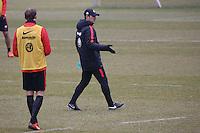 15.03.2016: Eintracht Frankfurt Training