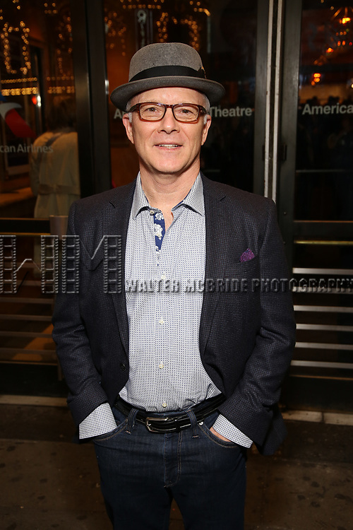 "Dan Butler Attends the Broadway Opening Night of ""All My Sons"" at The American Airlines Theatre on April 22, 2019  in New York City."