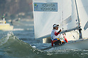 Ai Yoshida &amp; Miho Yoshioka (JPN), <br /> AUGUST 17, 2016 - Sailing : <br /> Women's 470 <br /> at Marina da Gloria <br /> during the Rio 2016 Olympic Games in Rio de Janeiro, Brazil. <br /> (Photo by YUTAKA/AFLO SPORT)