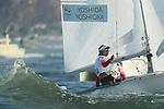 Ai Yoshida &amp; Miho Yoshioka (JPN), <br /> AUGUST 17, 2016 - Sailing : <br /> Women's 470 <br /> at Marina da Gloria <br /> during the Rio 2016 Olympic Games in Rio de Janeiro, Brazil. <br /> (Photo by YUTAKA/AFLO SPORT)