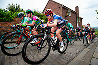 Picture by Alex Whitehead/SWpix.com - 13/05/2018 - British Cycling - HSBC UK National Women's Road Series - Lincoln Grand Prix - Monica Hope Dew of Storey Racing.