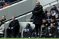 1st March 2020; Tottenham Hotspur Stadium, London, England; English Premier League Football, Tottenham Hotspur versus Wolverhampton Wanderers; Wolverhampton Wanderers Manager Nuno