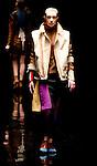 March 23rd, 2012: Tokyo, Japan  A model walks down the catwalk wearing FACETASM during Mercedes-Benz Fashion Week Tokyo 2012 - 13 Autumn/Winter. The Mercedes-Benz Fashion Week Tokyo runs from March 18-24. (Photo by Yumeto Yamazaki/AFLO).