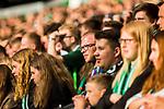 05.08.2017, Weser Stadion, Bremen, FSP, SV Werder Bremen (GER) vs FC Valencia (ESP) , <br /> <br /> im Bild | picture shows<br /> Fans in der Ostkurve, <br /> <br /> Foto © nordphoto / Rauch