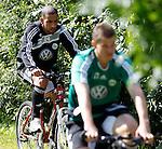 19.07.2011, Bad Kleinkirchheim, AUT, Fussball Trainingscamp VFL Wolfsburg, im Bild Ashkan Dejagah , EXPA Pictures © 2011, PhotoCredit: EXPA/Oskar Hoeher