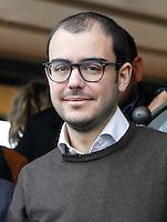 Presentazione dei candidati al consiglio comunale di Napoli del movimento cinque stelle<br /> Alessandro Amitrano