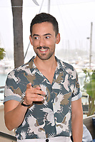"LOS ANGELES, USA. June 11, 2019: Luis Gerardo Mendez at the photocall for ""Murder Mystery"" at the Ritz Carlton, Marina del Rey.<br /> Picture: Paul Smith/Featureflash"