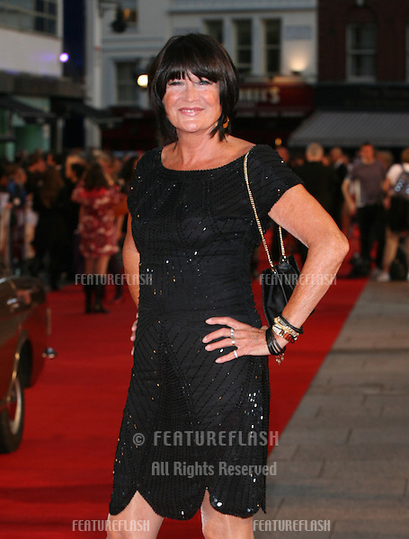 Sandie Shaw arriving for the film premiere of 'Made In Dagenham' at Odeon Leicester Square, London. 20/09/2010  Picture by: Alexandra Glen / Featureflash