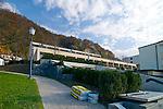 Hochstativvergleichsaufnahme des Altersheimes in Vaduz für das LAK, Liechtenstein..Foto: Paul Trummer, Mauren, Liechtenstein