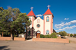 Holy Family Catholic Church, Ft. Garland, Colo.