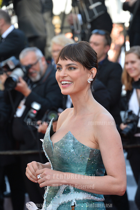 CANNES, FRANCE. May 25, 2019: Catrinel Marlon at the Closing Gala premiere of the 72nd Festival de Cannes.<br /> Picture: Paul Smith / Featureflash
