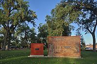 Riverside Veterans Memorial Park<br /> Medicine Hat<br /> Alberta<br /> Canada