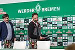 12.03.2018, Weserstadion, Bremen, GER, 1.FBL, SV Werder Bremen vs 1. FC Koeln<br /> <br /> im Bild<br /> Stefan Ruthenbeck (Trainer 1. FC Koeln) bei PK / Pressekonferenz nach dem Spiel, <br /> <br /> Foto &copy; nordphoto / Ewert