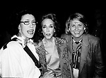 Lily Tomlin, Helen Gurley Brown and Liz Smith<br />