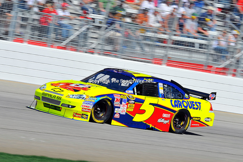 Mar 08, 2009; 1:28:50 PM; Hampton, GA, USA; NASCAR Sprint Cup Series race for the Kobalt Tools 500 at the Atlanta Motor Speedway.  Mandatory Credit: (thesportswire.net)