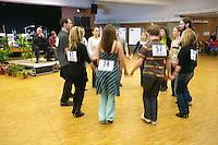 Concours de Laride-gavotte, la danse de Pontivy