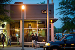 An exterior of Cakes & Ale photographed for Choice Tables on Friday, April 22, 2011 in Decatur. GA.  (Rich Addicks/Photographer) 10110950A