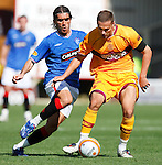 Pedro Mendes and Tom Hateley