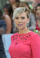 Scarlett Johansson at the 2015 MTV Movie Awards at the Nokia Theatre LA Live.<br /> April 12, 2015  Los Angeles, CA<br /> Picture: Paul Smith / Featureflash