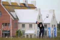 Alessandro Tadini (ITA) finds the rough on the first during Round Two of the 2015 Nordea Masters at the PGA Sweden National, Bara, Malmo, Sweden. 05/06/2015. Picture David Lloyd | www.golffile.ie