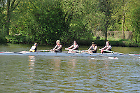 Abigdon Spring Head 2011.90 Worcester RC WRR-Cardinali W.NOV.4+