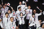 Sae Tsuji (JPN),<br /> SEPTEMBER 7, 2016 : Opening Ceremony at Maracana <br /> during the Rio 2016 Paralympic Games in Rio de Janeiro, Brazil. <br /> (Photo by AFLO SPORT)