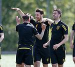 16.05.2018 Livingston FC training and presser: Gregor Buchanan