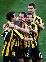 090920 A-League Football - Phoenix v Fury
