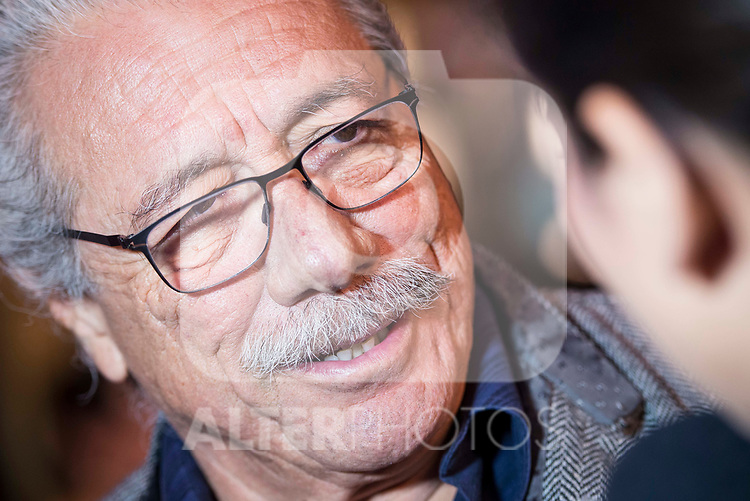Edward James Olmos attends to welcome party photocall of Platino Awards 2017 at Callao Cinemas in Madrid, July 20, 2017. Spain.<br /> (ALTERPHOTOS/BorjaB.Hojas)