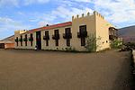 Casa de los Coroneles, La Oliva, Fuerteventura, Canary Islands, Spain