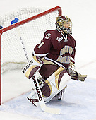 Cory Schneider of Marblehead, Massachusetts, shared Boston College's Norman F. Dailey Memorial Award for team MVP in 2005-06.  The junior goaltender was drafted 26th overall by the Vancouver Canucks in the 2004 NHL Entry Draft. The Boston College Eagles defeated the University of Wisconsin Badgers 3-0 on Friday, October 27, 2006, at the Kohl Center in Madison, Wisconsin in their first meeting since the 2006 Frozen Four Final which Wisconsin won 2-1 to take the national championship.<br />