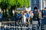 At the Corpus Christi Procession from st. Johns Church Tralee on Saturday